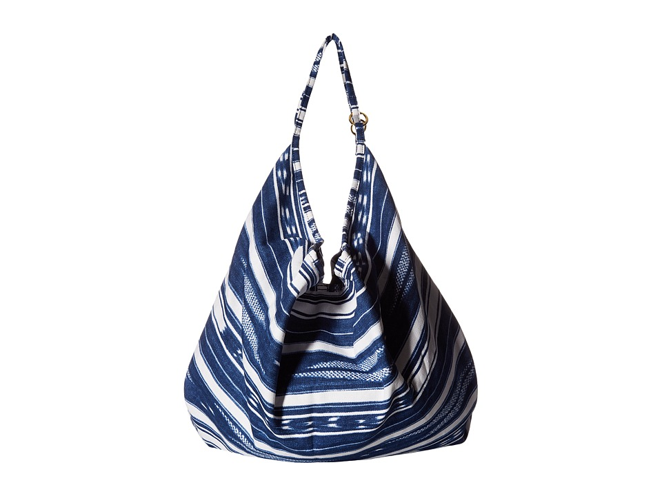 La Blanca - Designer Jeans Canvas Sling Bag (Indigo) Sling Handbags