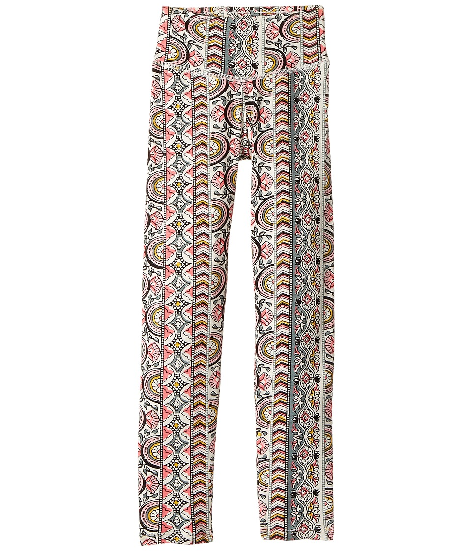 Billabong Kids - To the Limits Leggings (Little Kids/Big Kids) (Multi) Girl's Casual Pants