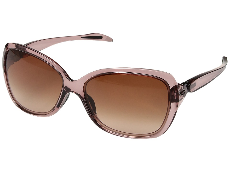 Oakley - MPH Catch Me (Rose Quartz w/VR50 Brown Gradient) Sport Sunglasses