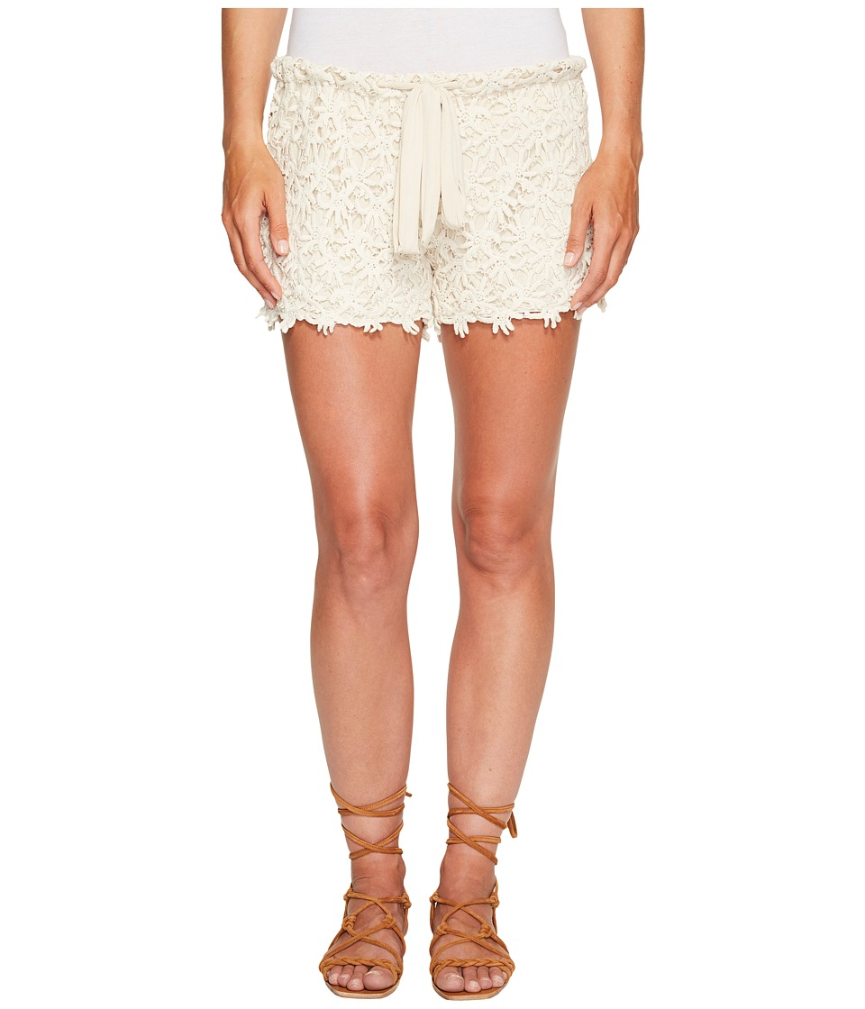 Union of Angels - Tristan Shorts (Off-White) Women's Shorts