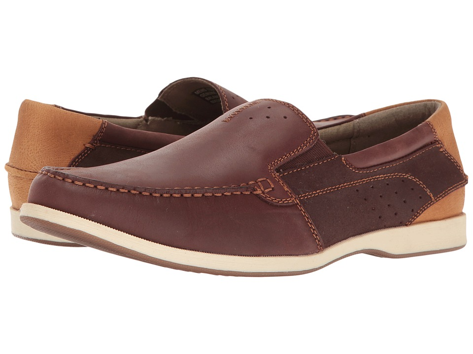 Florsheim Riptide Slip-On (Chestnut) Men
