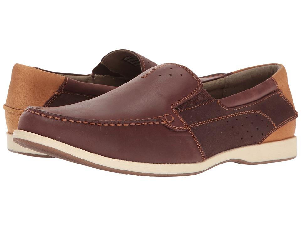 Florsheim - Riptide Slip-On (Chestnut) Men's Shoes