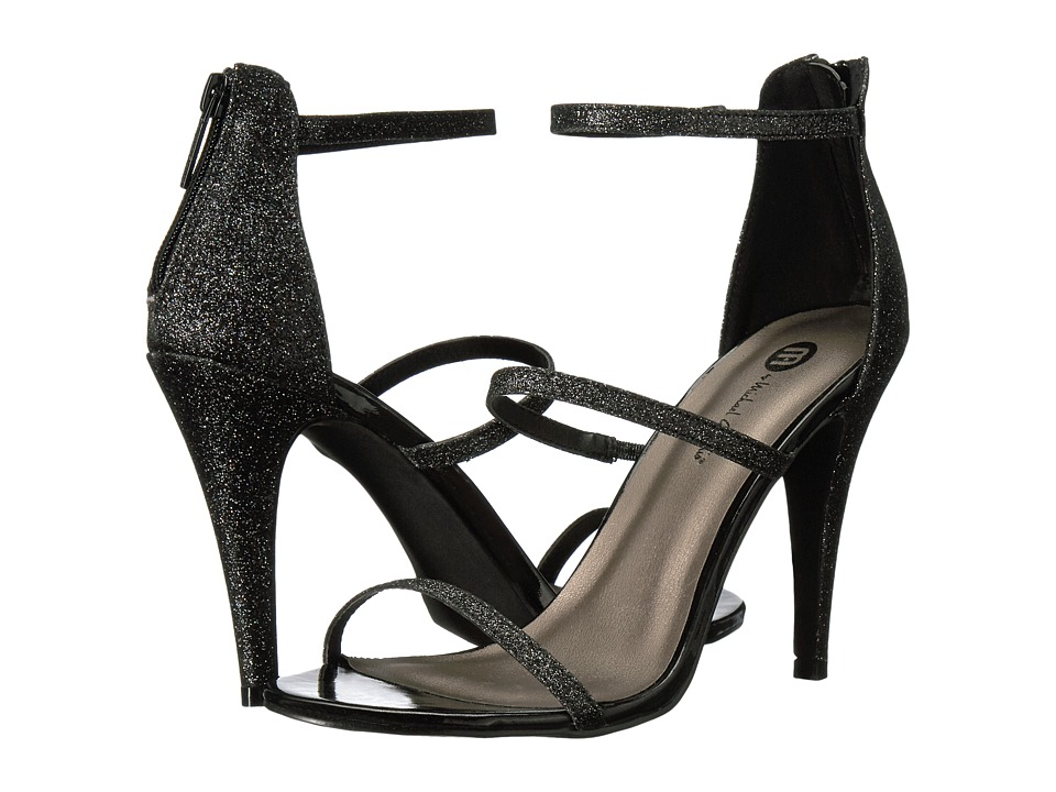 Michael Antonio Eden Glitter (Black) Women