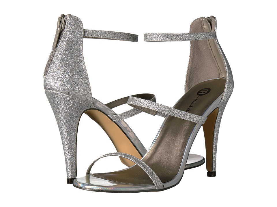 Michael Antonio - Eden - Glitter (Silver) Women's Shoes