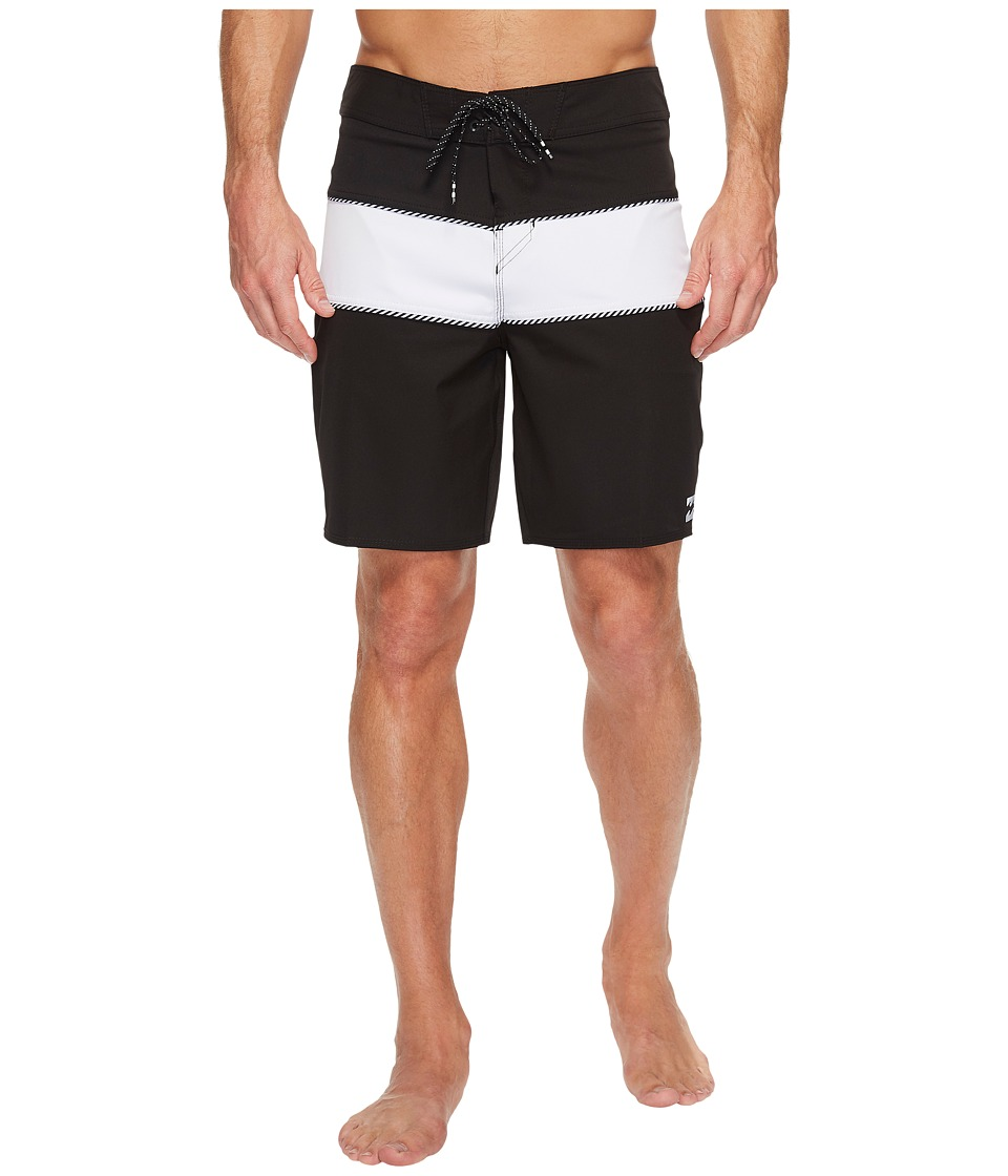 Billabong - Tribong X Boardshort (Black) Men's Swimwear