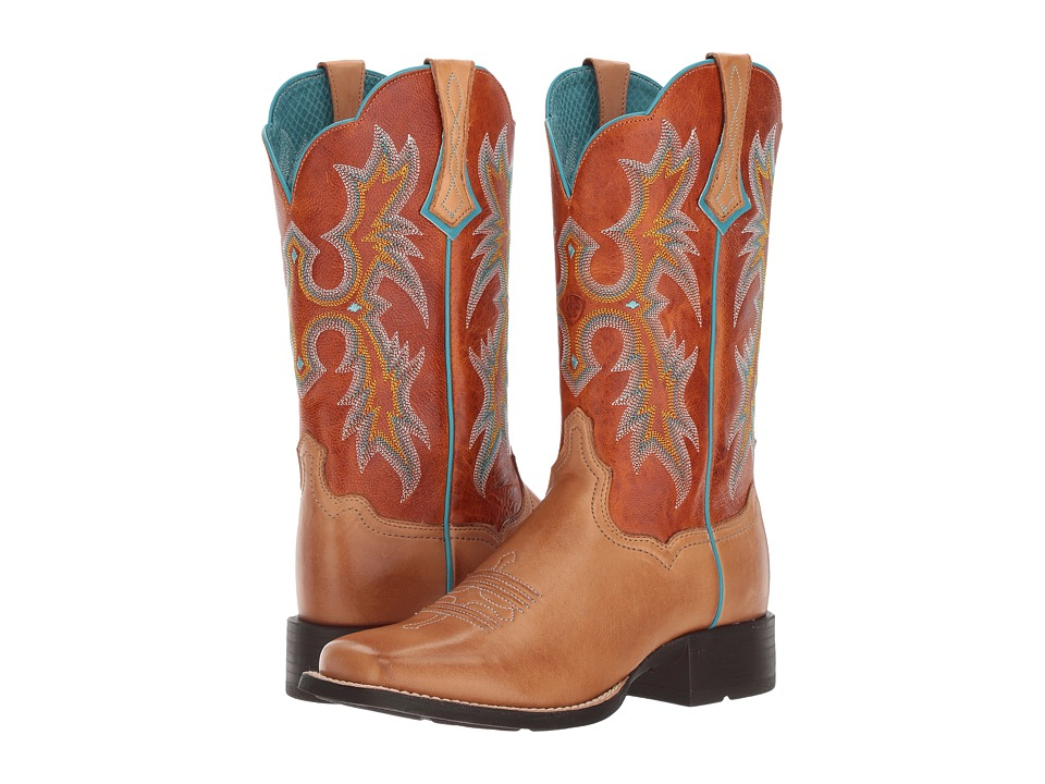 Ariat Tombstone (Tack Room Honey) Cowboy Boots