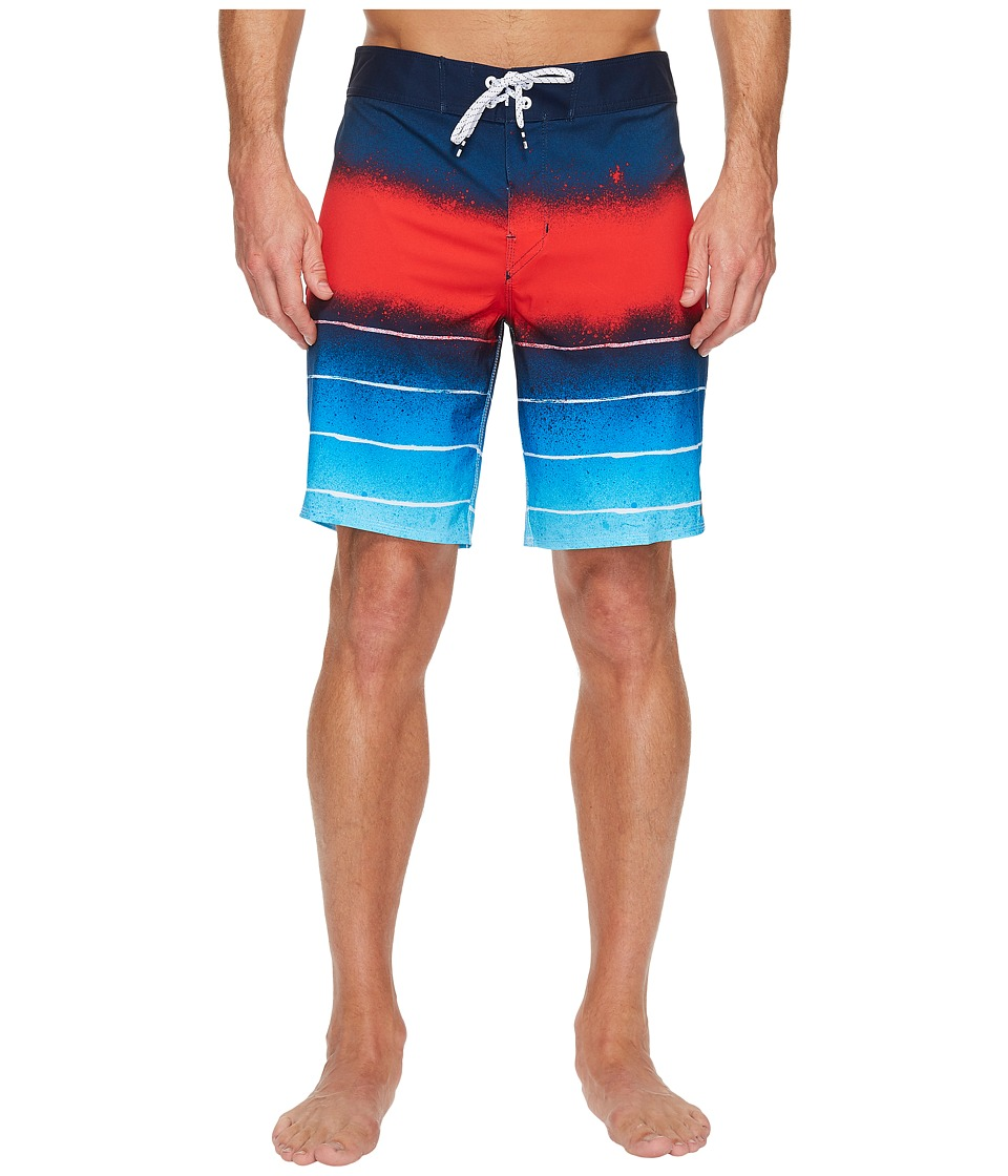 Billabong - Tribong X Lo-Fi Boardshort (Blue) Men's Swimwear