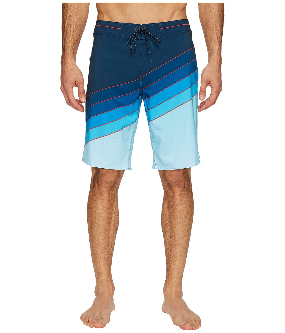 Billabong - Northpoint X Boardshorts (Blue) Men's Swimwear