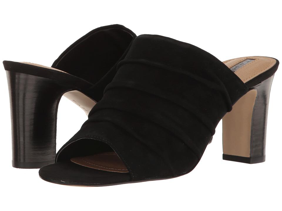 Tahari - Ariana (Black Suede) High Heels