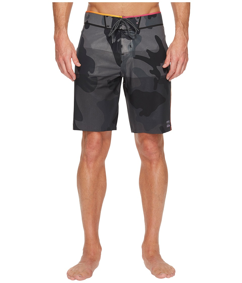 Billabong - Tribong X Arilite Boardshort (Black/White) Men's Swimwear