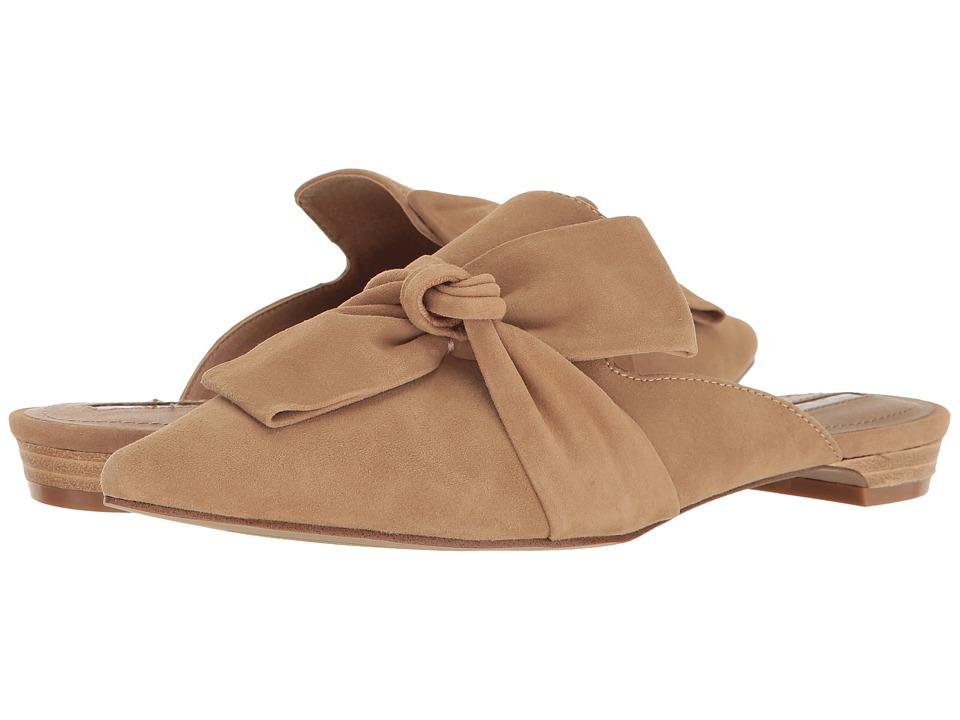 Tahari - Pandora (Fawn Suede) Women's Slip on Shoes