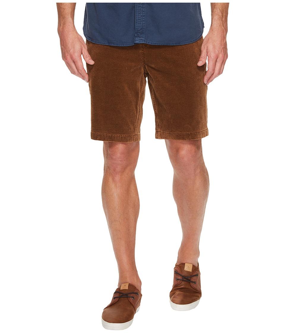 Billabong - Outsider Cord Short (Bark) Men's Shorts