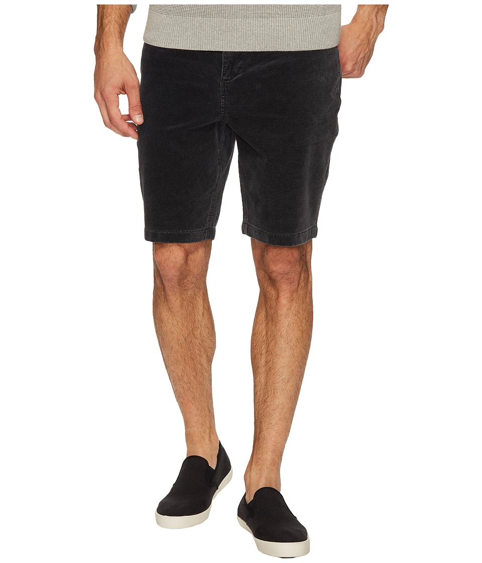Billabong - Outsider Cord Short (Charcoal) Men's Shorts