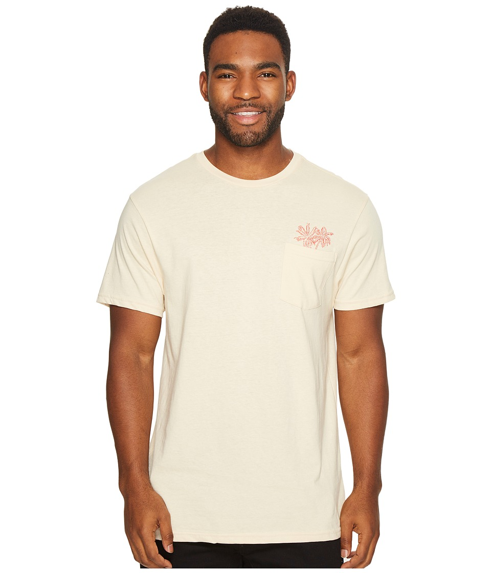 Billabong - Tango Tee (Cream) Men's T Shirt