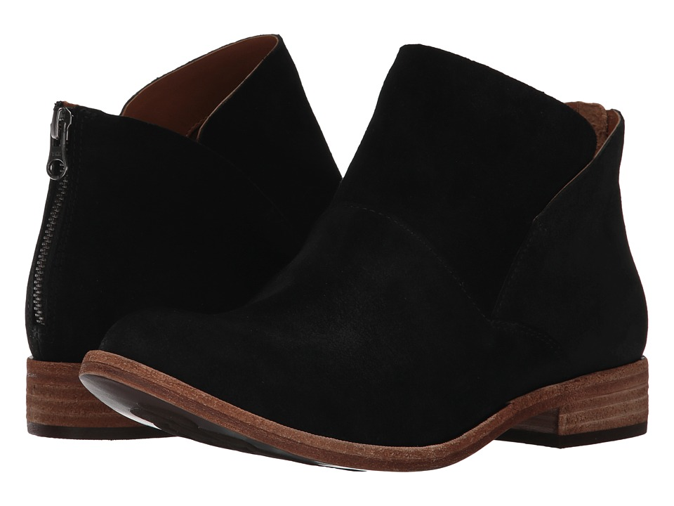 Kork-Ease Ryder (Black Suede) Women