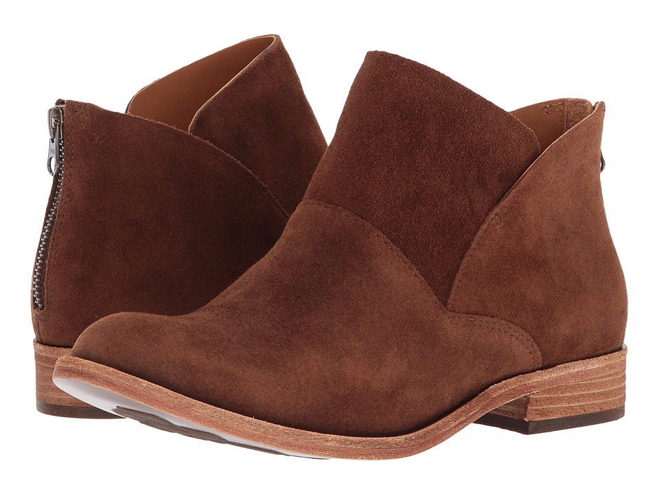 Kork-Ease Ryder (Rust Suede) Women