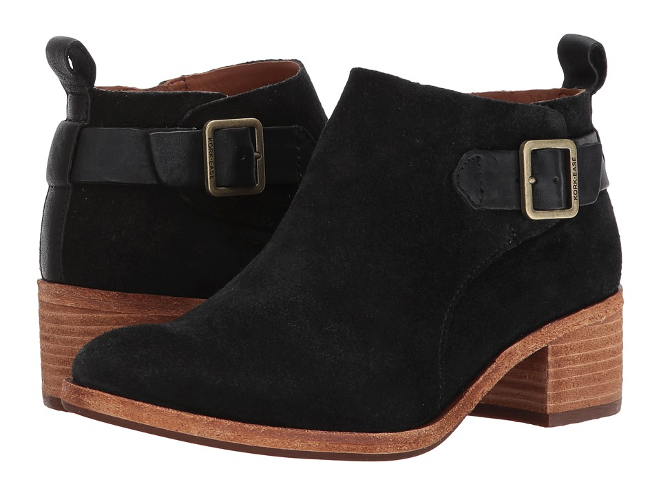 Kork-Ease Mesa (Black/Black Combo) Women