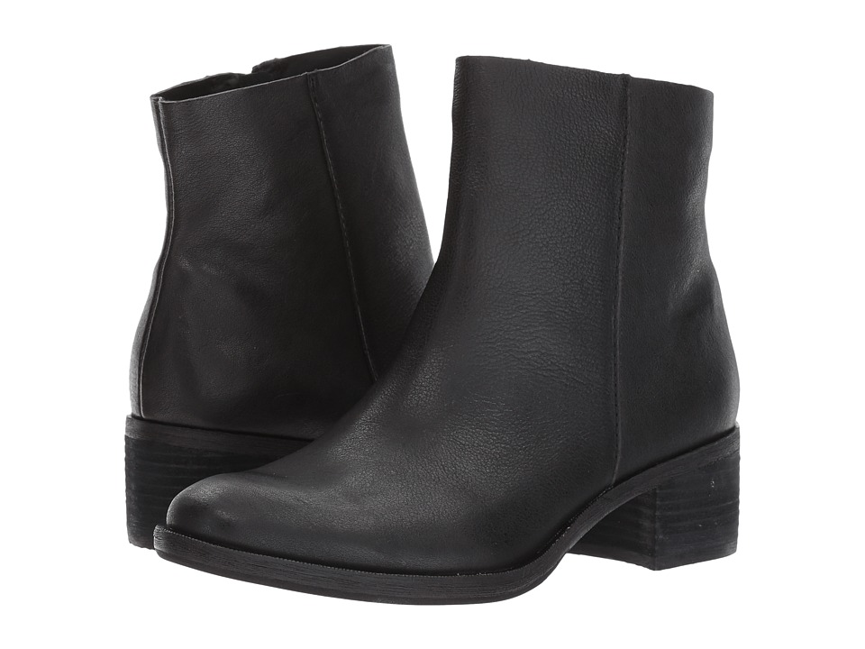 Kork-Ease Mayten (Black Full Grain Leather) Women
