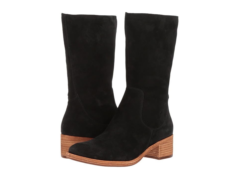Kork-Ease Mercia (Black Suede) Women