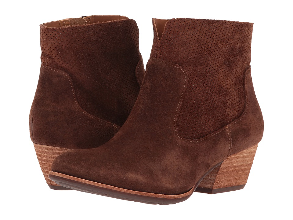Kork-Ease Sherrill (Rust Suede) Women