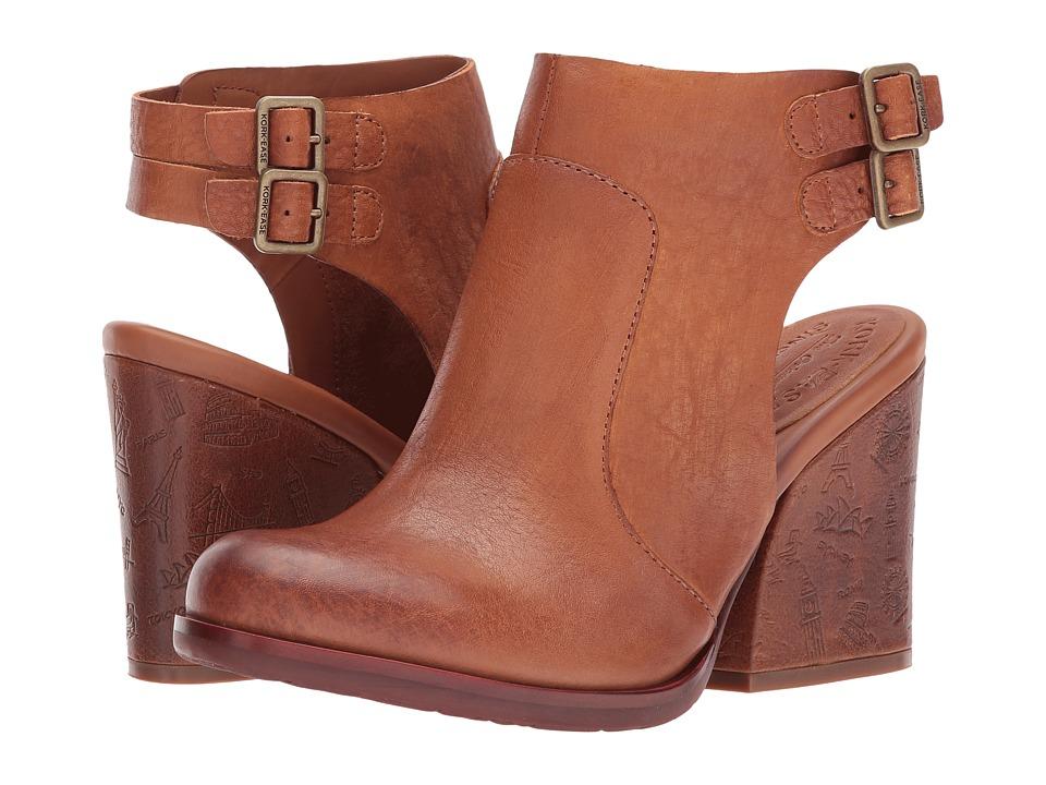 Kork-Ease Cedro (Tan Full Grain Leather) Women