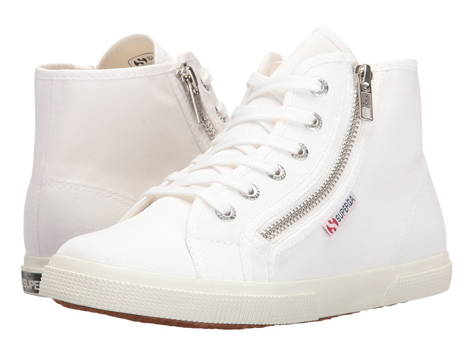 Superga - 2224 Cotu (White) Women's Shoes