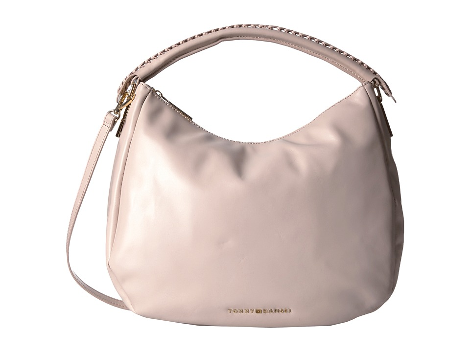 Tommy Hilfiger - Effortless Convertible Hobo (Blush) Hobo Handbags