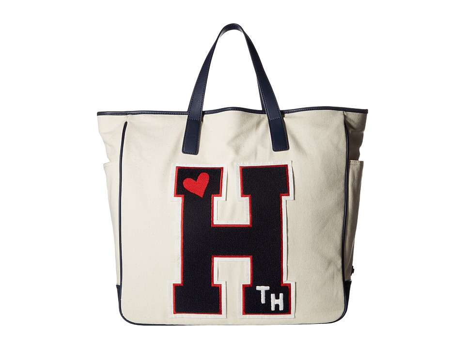 Tommy Hilfiger - Emily Tote (Natural) Tote Handbags