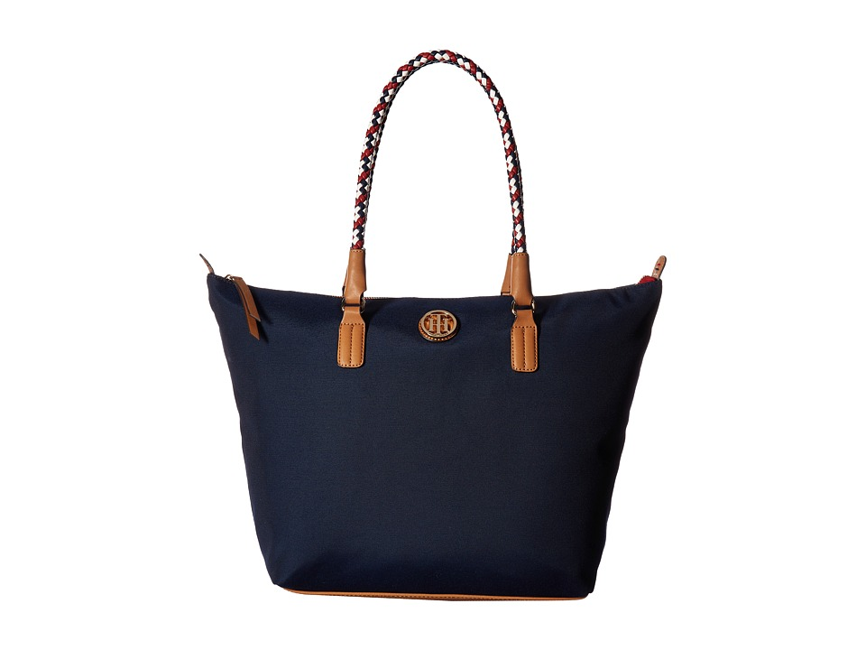 Tommy Hilfiger - Ivy Tote (Navy) Tote Handbags