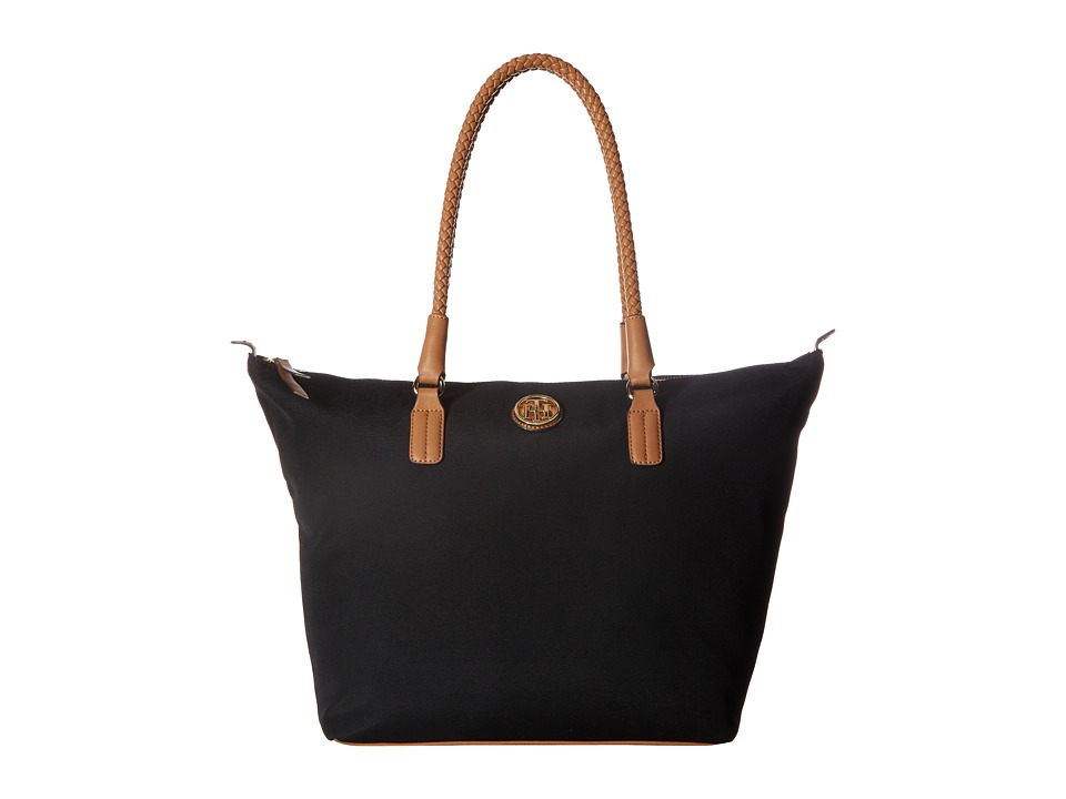Tommy Hilfiger - Ivy Tote (Black) Tote Handbags