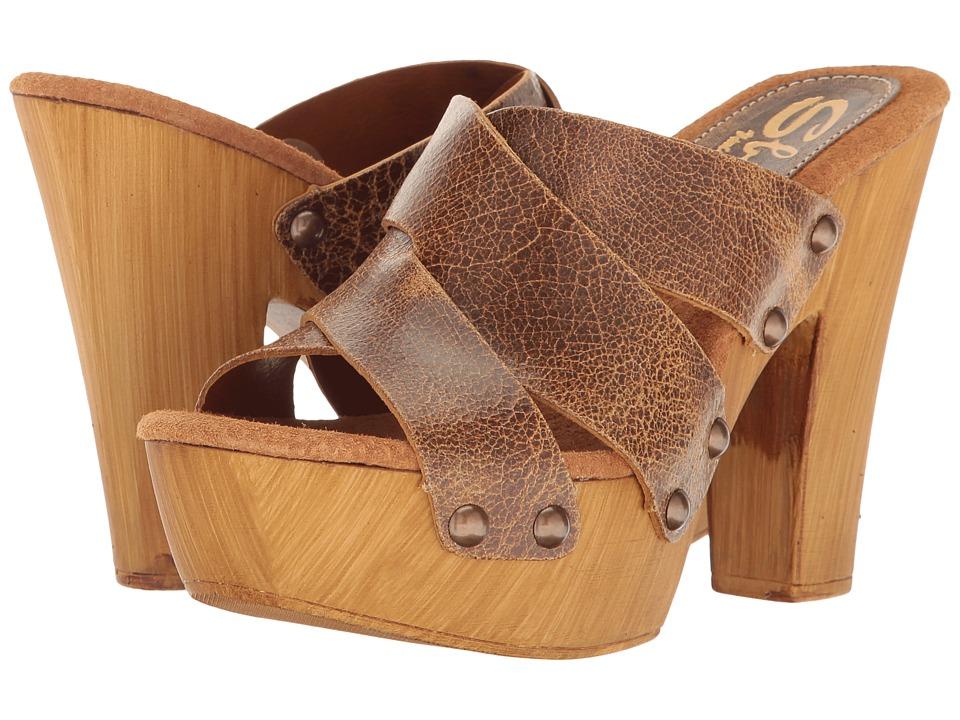 Sbicca - Ladina (Tan) High Heels