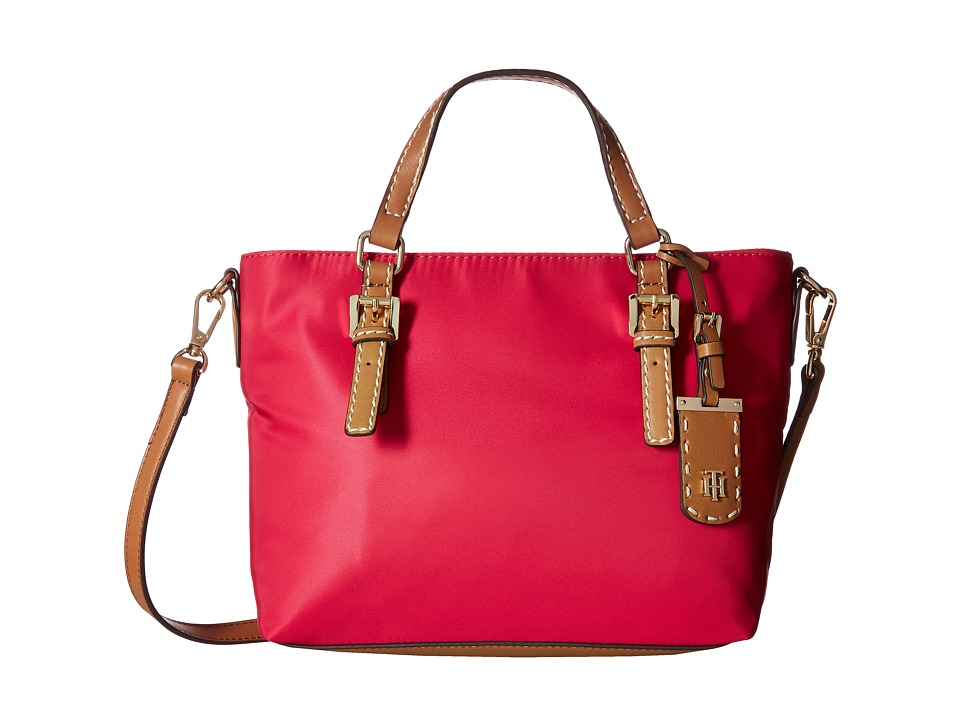 Tommy Hilfiger - Julia Shopper (Bright Rose) Handbags