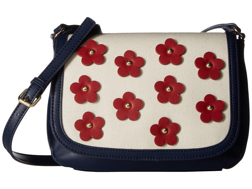Tommy Hilfiger - Tommy Flower Crossbody (Navy) Cross Body Handbags