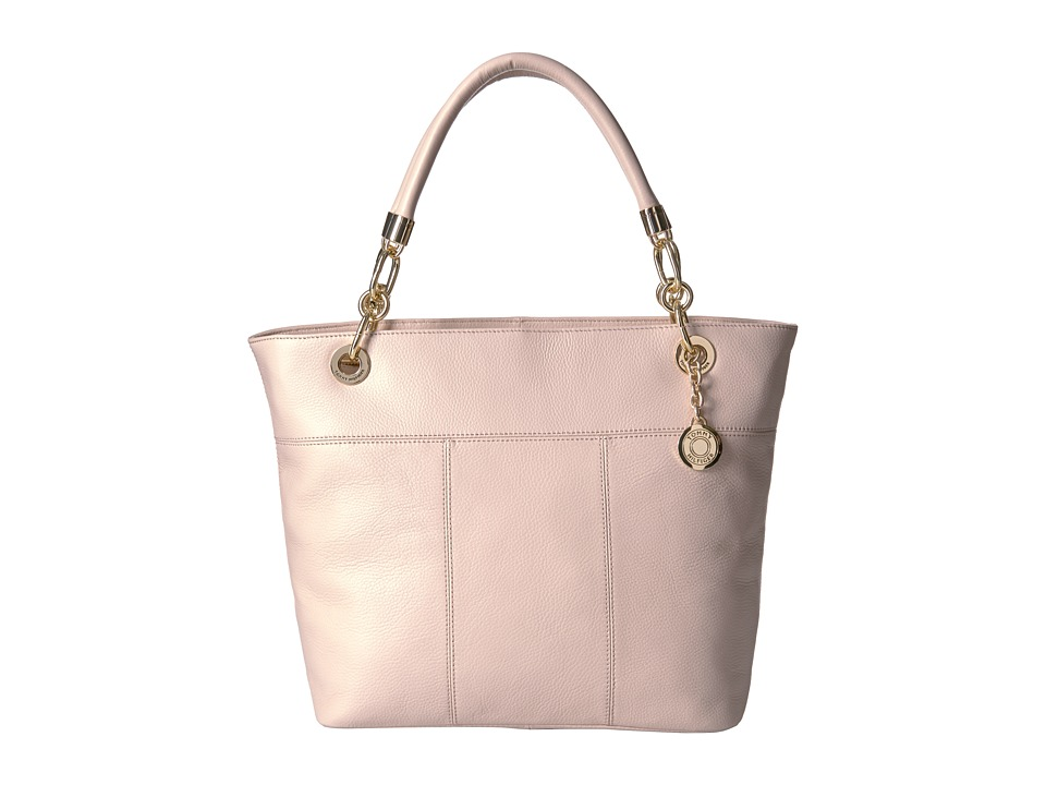 Tommy Hilfiger - Tommy Signature Pebble Tote (Blush) Tote Handbags