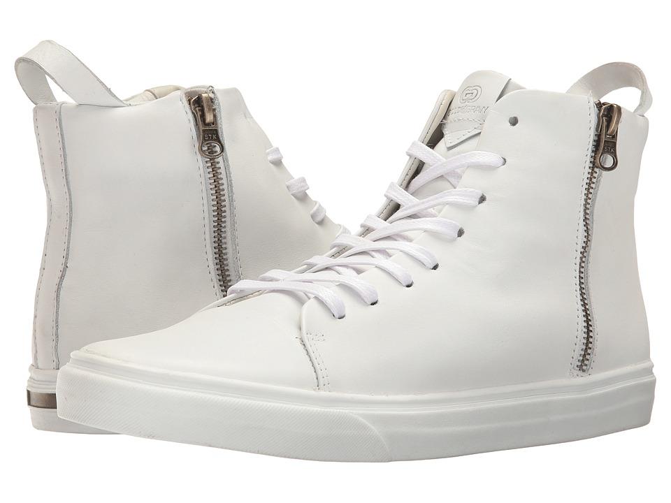 Gold & Gravy - Cates (White) Men's Shoes