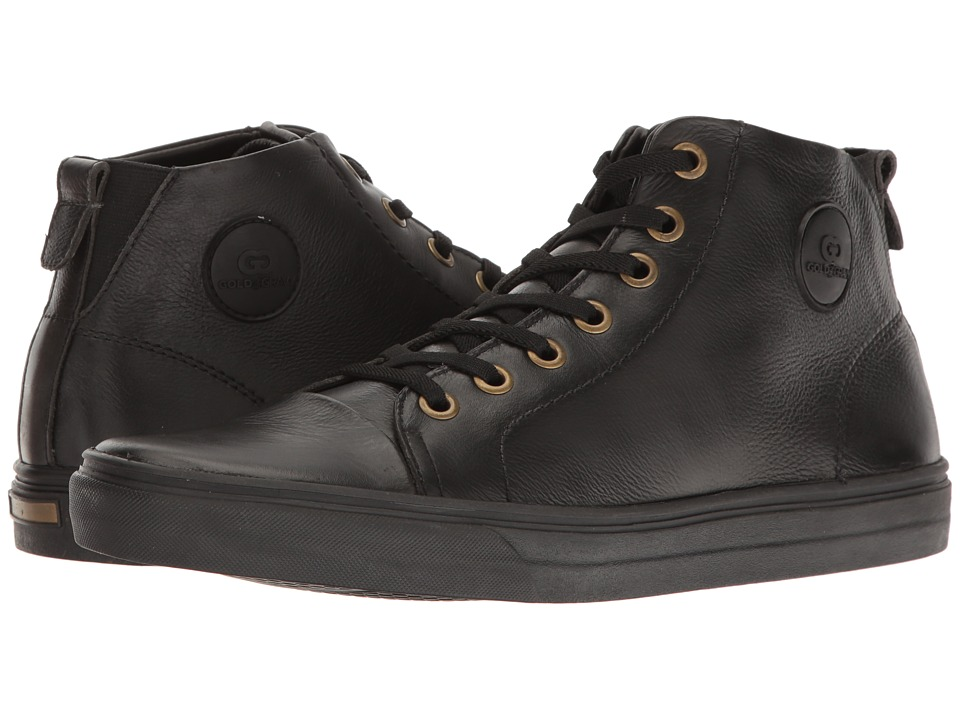 Gold & Gravy - Ganz (Black Brush-Off) Men's Shoes