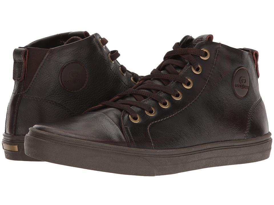 Gold & Gravy - Ganz (Marrone Brush-Off) Men's Shoes
