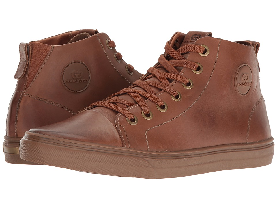 Gold & Gravy - Ganz (Burnished Tan) Men's Shoes