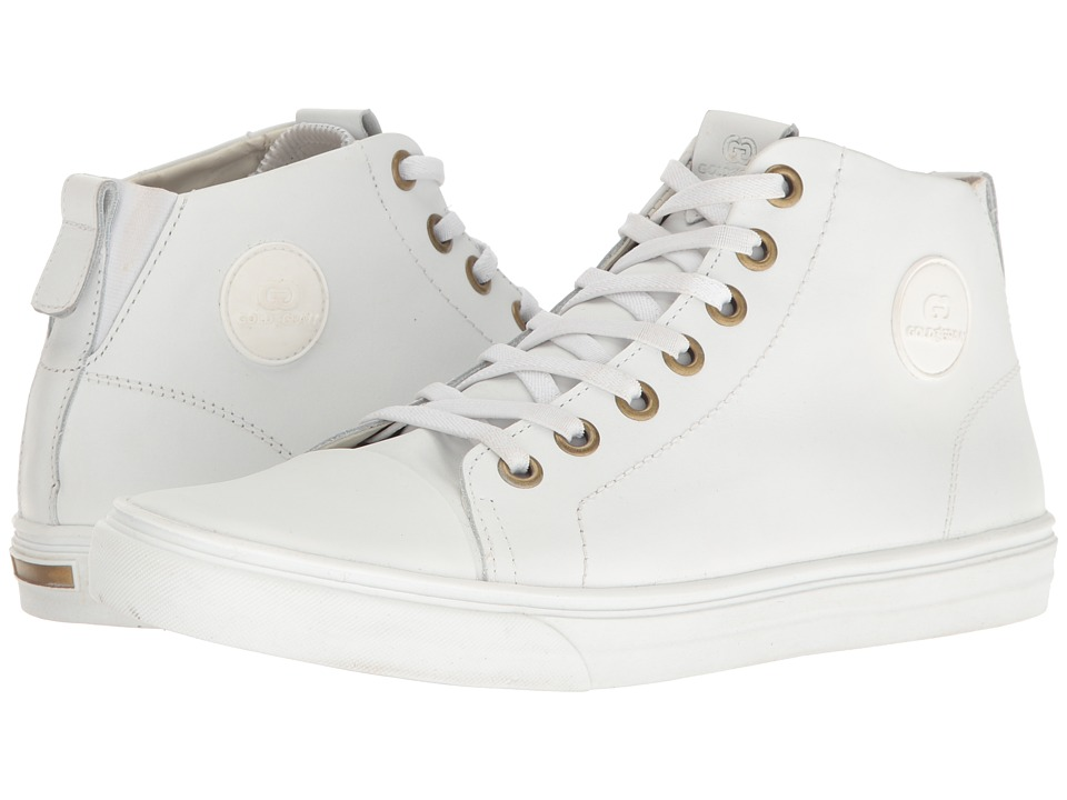 Gold & Gravy - Ganz (White) Men's Shoes
