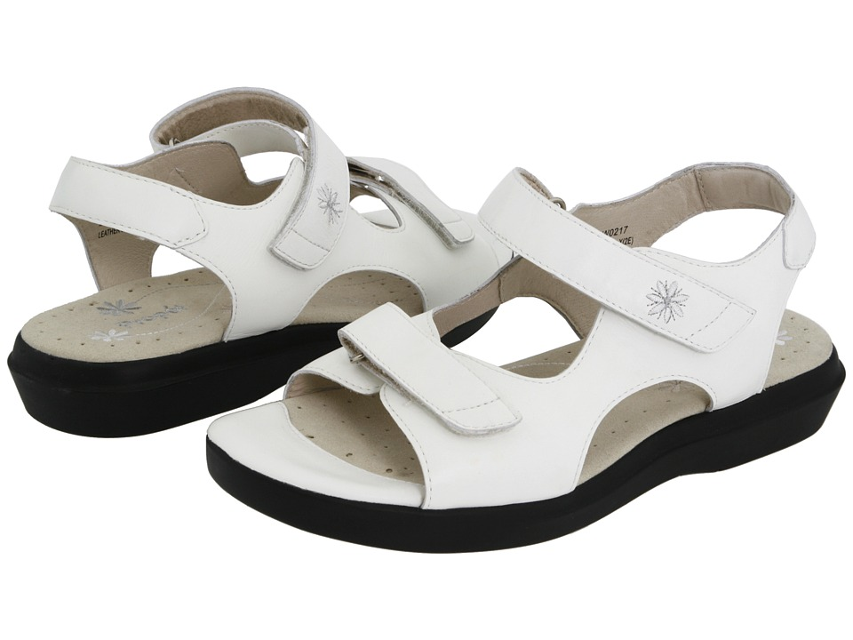 Propet - Tahoe Walker (White) Women's Sandals