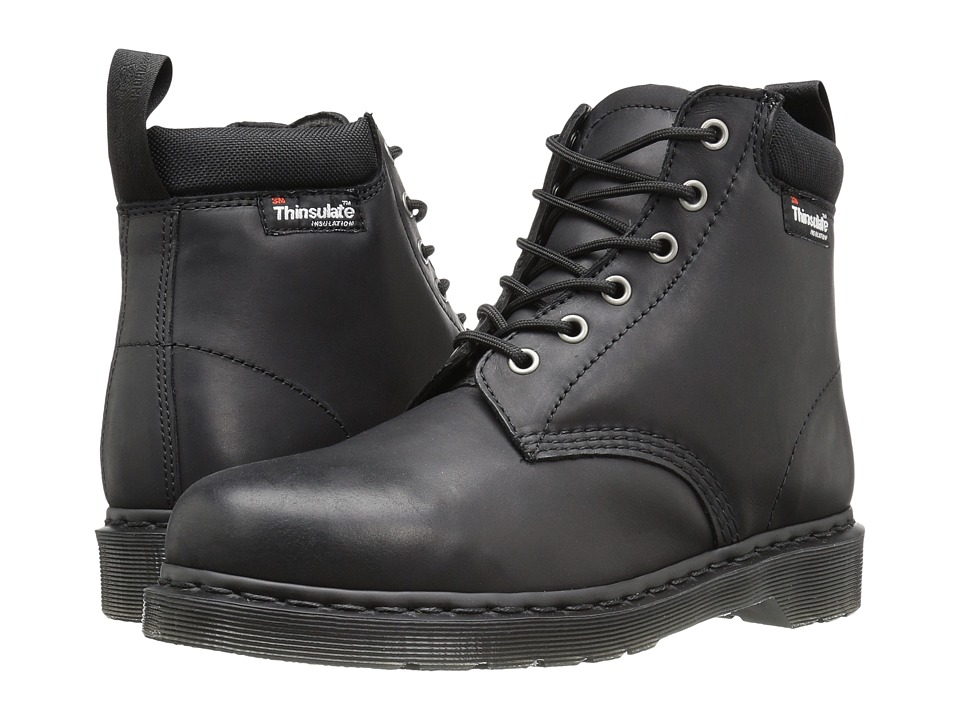Dr. Martens 939 (Black New Laredo/Extra Tough Nylon) Men