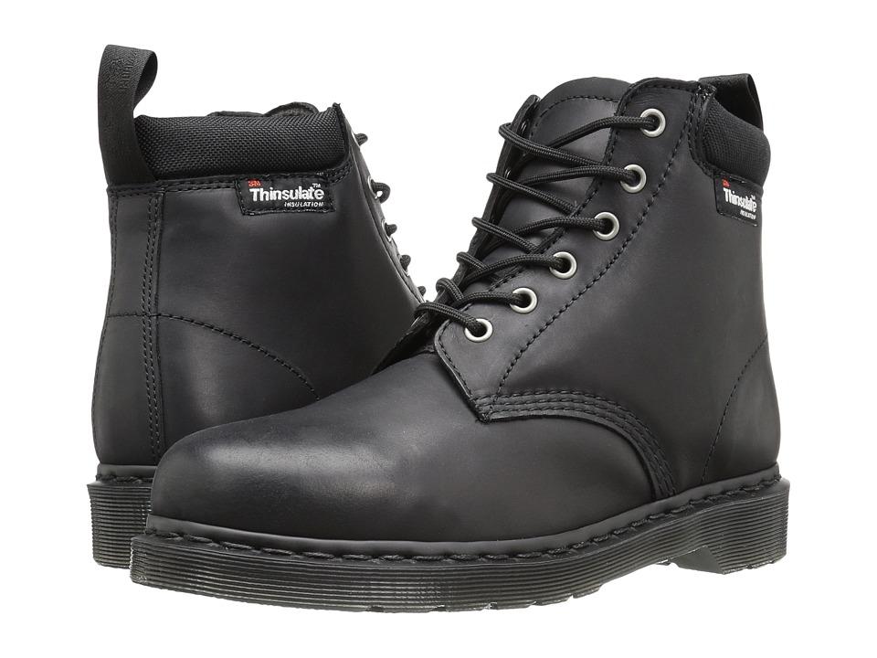 Dr. Martens - 939 (Black New Laredo/Extra Tough Nylon) Men's Shoes