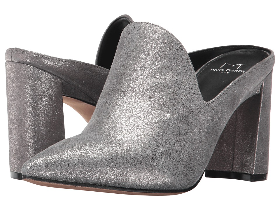 Marc Fisher LTD Hilda (Grey Leather) Women