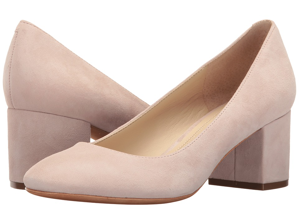 Marc Fisher LTD Wiley (Pastel Pink Suede) Women