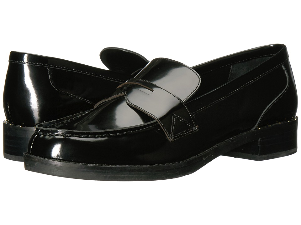 Marc Fisher LTD Vero (Black Leather) Women