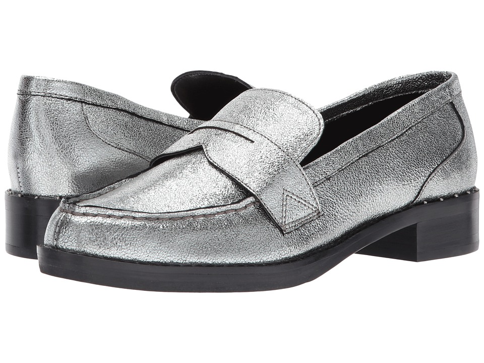 Marc Fisher LTD Vero (Pewter Leather) Women