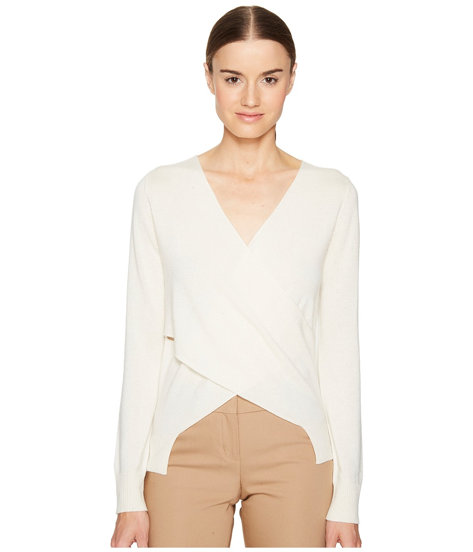 Cashmere In Love - Chloe Pullover (Vanilla Ice) Women's Clothing