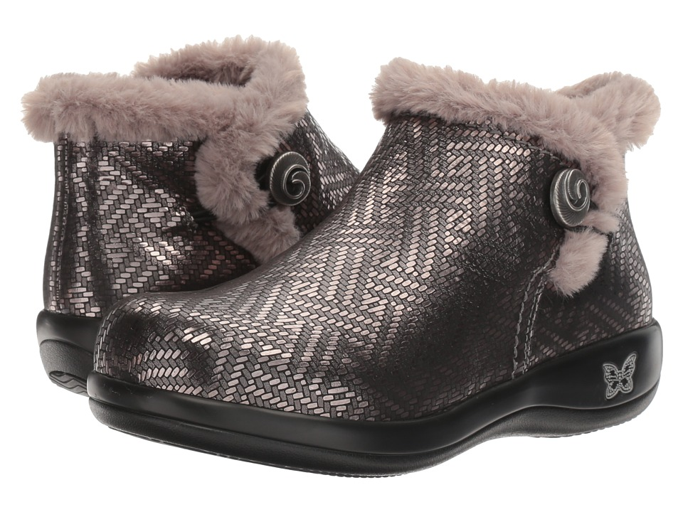 Alegria - Meri (Pewter Dazzle) Women's Shoes