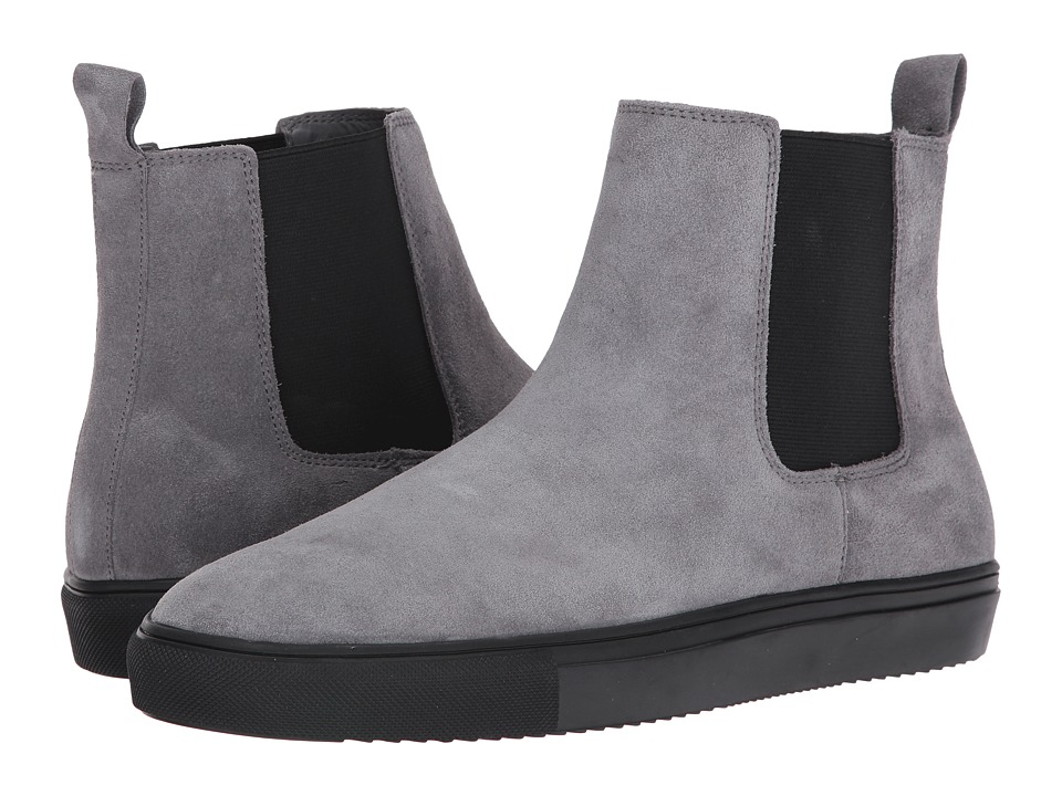 Steve Madden - Dalston (Grey Suede) Men's Shoes