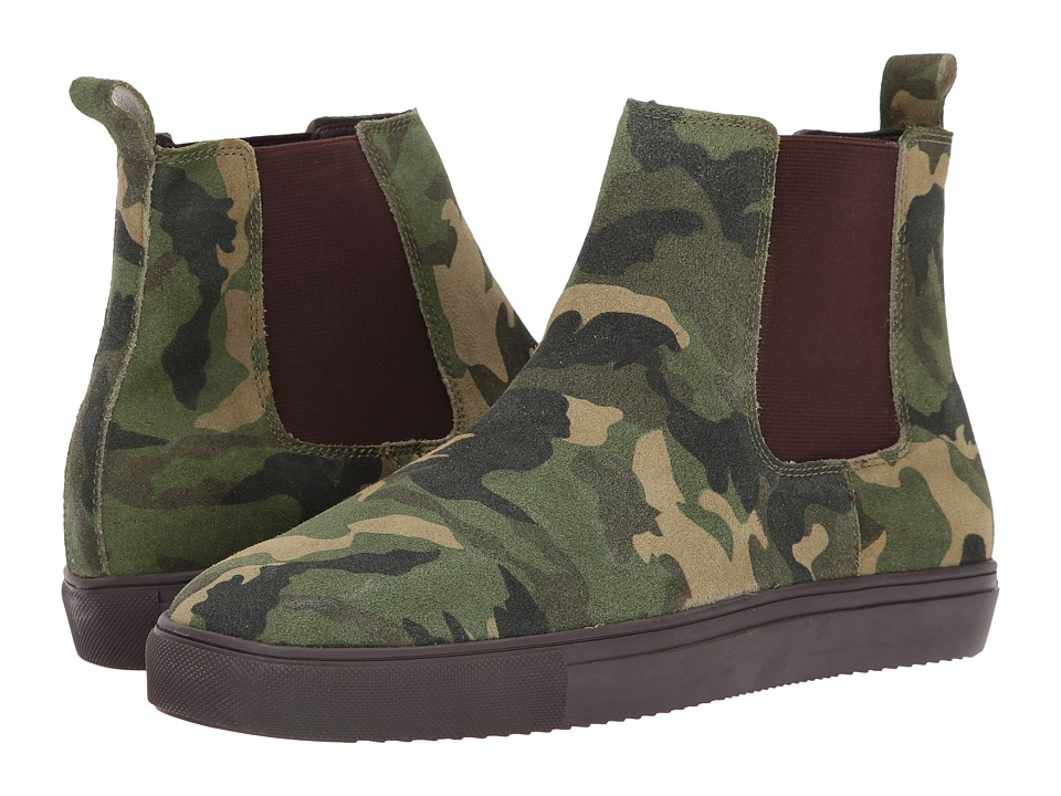 Steve Madden - Dalston (Camoflauge) Men's Shoes